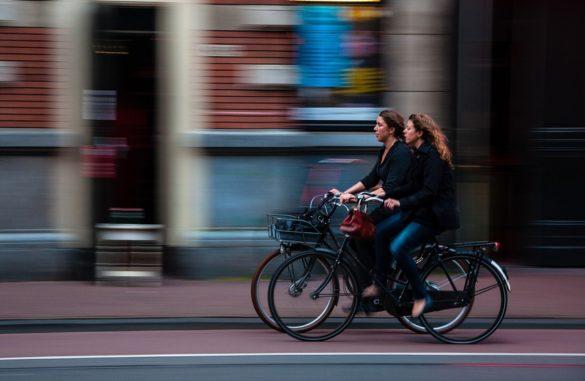 bicikliranje po gradu vožnja bicikla razdobolje popularnosi bicikli bike boom era