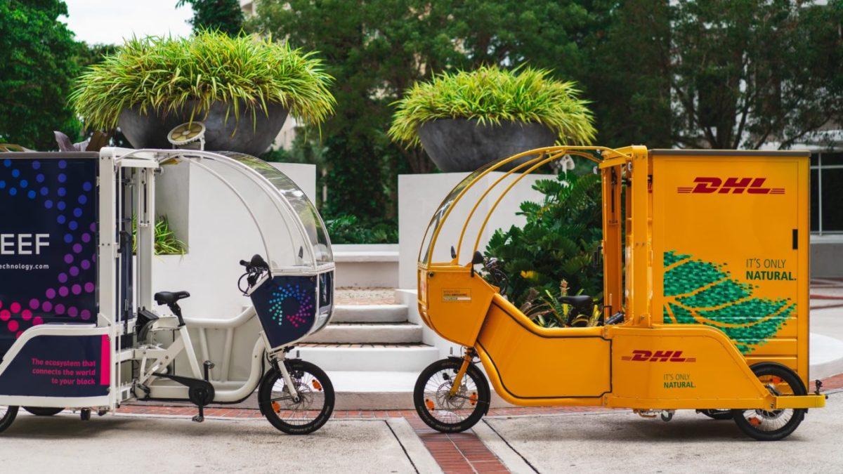 DHL započeo program dostave na biciklu za zelenu budućnost dostavnih servisa