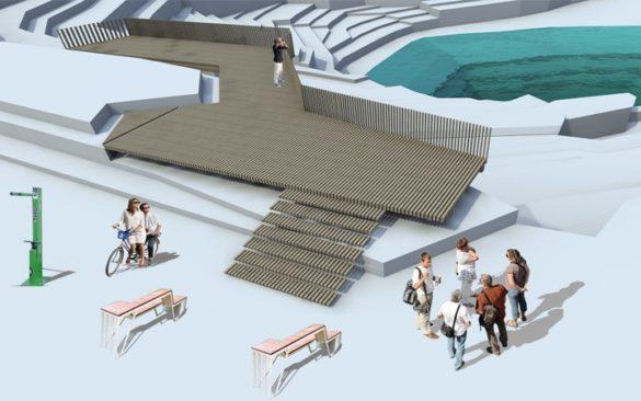 gradnja novog cikloturističkog vidikovca vrelo cetine šibensko kninska županija razvoj cikloturizma super cikloturizam ponuda