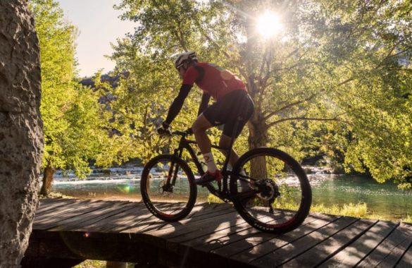 krka bike najdulja biciklistička staza u hrvatskoj nacionalni park krka bicikl istraživanje vožnja bicikla krka ljepote
