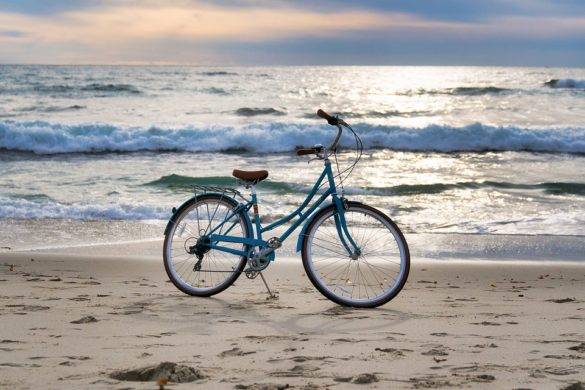 vožnja bicikla more kako voziti bicikl po moru nova opcija besplatni javni bicikli javna bicikla savjeti aplikacija
