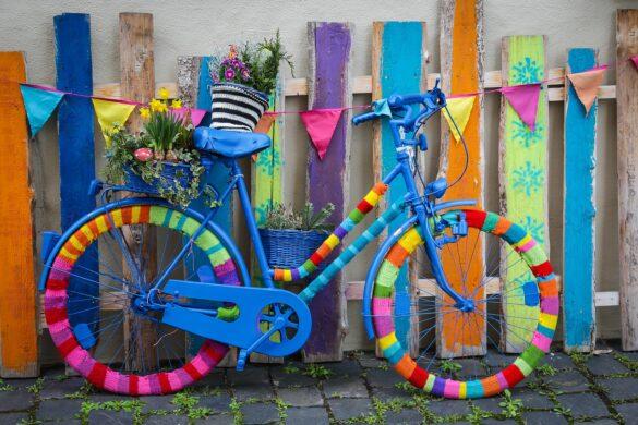 bicikl dekoracija bicikla cikloturizam predivan bicikl sajam biciklist hr