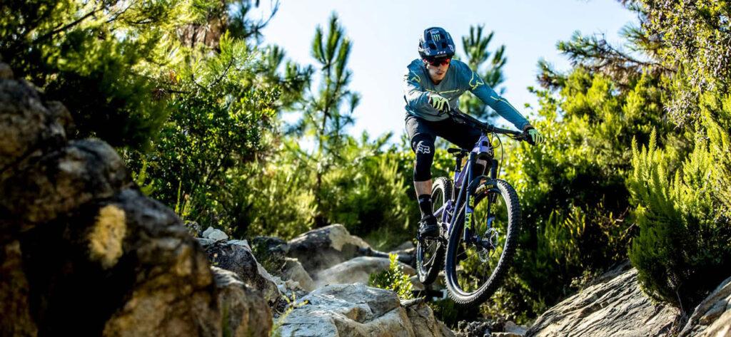novi električni bicikl brdski santa-cruz_bullit bicikl