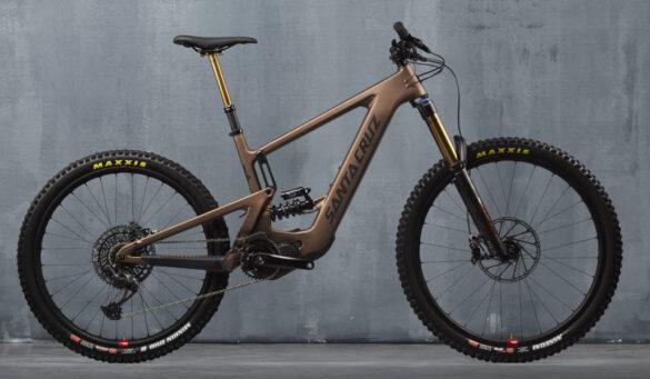 novi električni bicikl brdski santa-cruz_bullit bicikl brdska vožnja struja