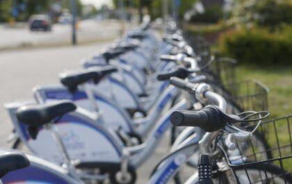 sustav javnih bicikala prijevoz javni bicikli grad