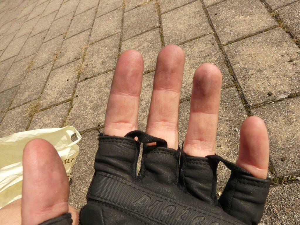 voznja bicikla bicikliranje biciklističke rukavice kupnja rukavice za bicikl rukavica savjeti